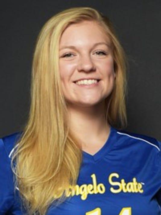 ASU Mallory Blauser