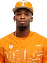 Tennessee outfielder Brodie Leftridge