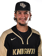 UCF pitcher Thad Ward, a Bishop Verot grad selected