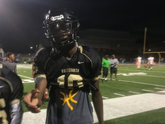 Whitehaven's Rayshad Williams is a 2018 Vanderbilt