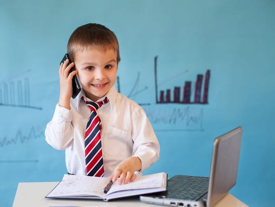 Hiring your child to work for your small business is