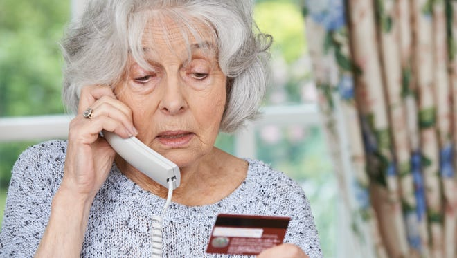 Don't let your older parents fall victim to scams.