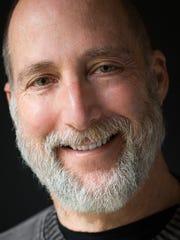 Author Tom Shroder.