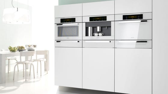 American home appliances are taking on traditionally European traits like smaller size and better efficiency.