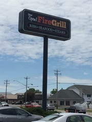 Fire Grill opened on Packerland Drive in early June where Tony Roma's used to be.