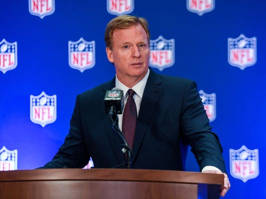 USP NFL: NFL OWNERS MEETINGS S FBN