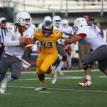 ANGELO STATE FOOTBALL: Rams run away from OPSU
