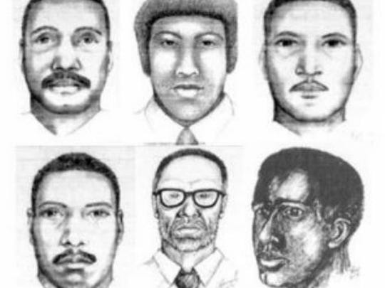 The Livingston County Sheriff's Department's cold-case team released in recent these sketches from witness accounts in the Paige Renkoski case. She went missing May 24, 1990, from the shoulder of Interstate 96 near the Fowlerville exit.