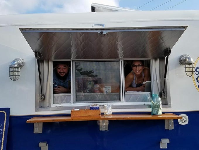 Joe and Jocelyn Weyrauch of Asbury Park recently expanded