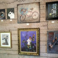 Veteran Grand Ledge artists in Ledge Craft Lane's spotlight