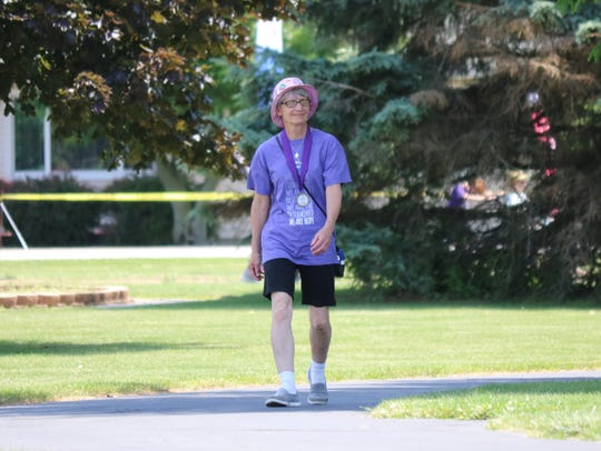 The Relay For Life of Sandusky County event honored