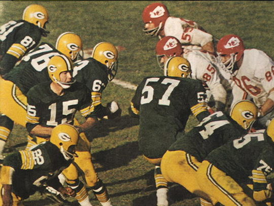 Bart Starr was one of many steals by the Green Bay Packers in the NFL draft.