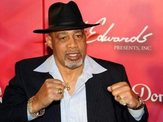 Former heavyweight boxer Ken Norton walks the red carpet at the Keep Memory Alive â??Power of Love Galaâ? fundraiser honoring Muhammad Aliâ??s 70th birthday at the MGM Grand Garden Arena in Las Vegas.