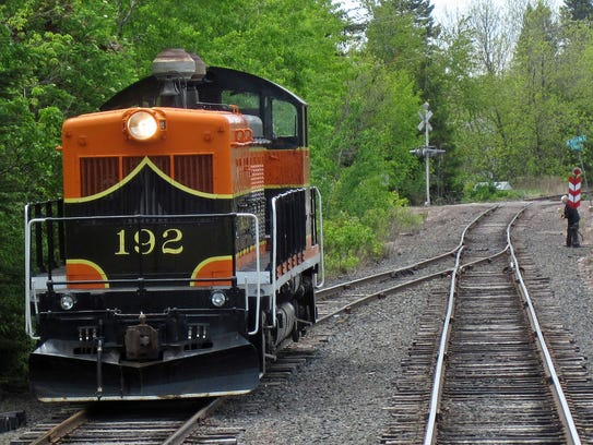 10Best and USA TODAY readers voted Lake Superior Railroad