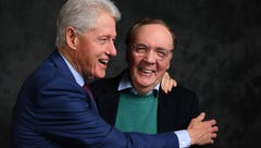 Bill Clinton and James Patterson wonder if democracy can survive, in fact or fiction