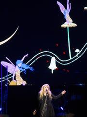Stevie Nicks performs at Talking Stick Resort Arena