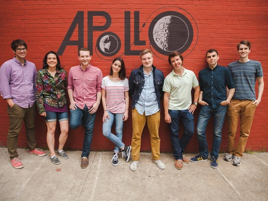 The Apollo improv team performs May 22 at Club Metronome.