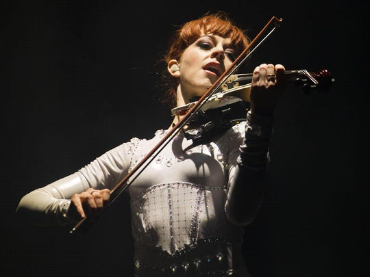 Lindsey Stirling should be in Milwaukee's neighborhood in time for a gig at Summerfest.