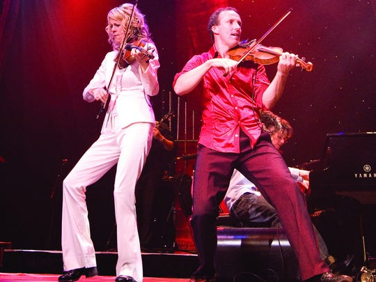 Natalie MacMaster and Donnell Leahy give two concerts in Vermont next week - Tuesday in Randolph and Wednesday in Burlington.