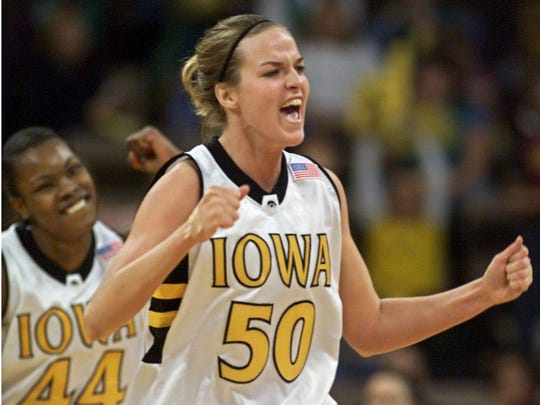 Baranczyk was a dominating player at Iowa, scoring