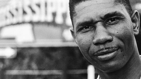 Medgar Evers, the NAACP's first field secretary for