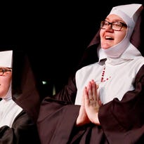 "Lakeland University presents ""nunsense"""