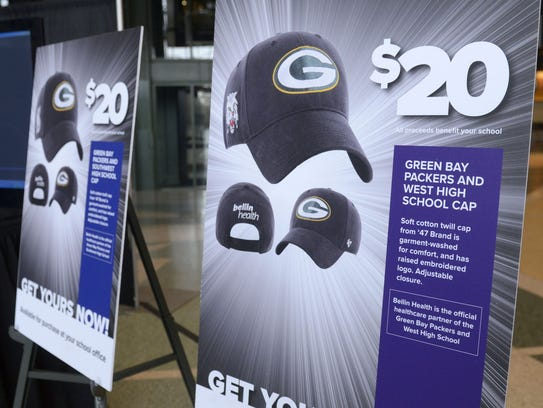 The Green Bay Packers, Bellin Health and Green Bay