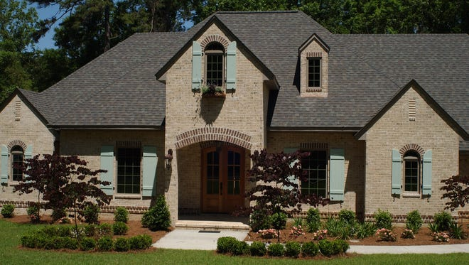 Customer builder Doug Barton will have this house on display this weekend for the 2014 Parade of Homes.
