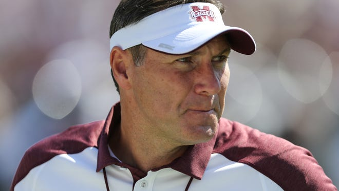 Mississippi State coach Dan Mullen offered few details during his press conference on Tuesday.