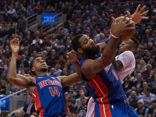 Andre Drummond, Delon Wright