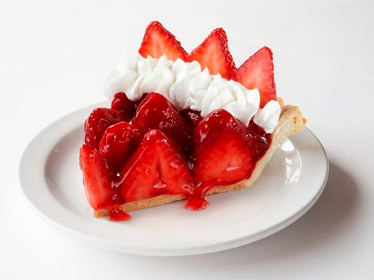 Shoney's is giving moms a free slice of strawberry pie this Mother's Day. Where: 365 White Bridge Road, 407 Thompson Lane, 110 Interstate Drive and more. Details: www.shoneys.com
