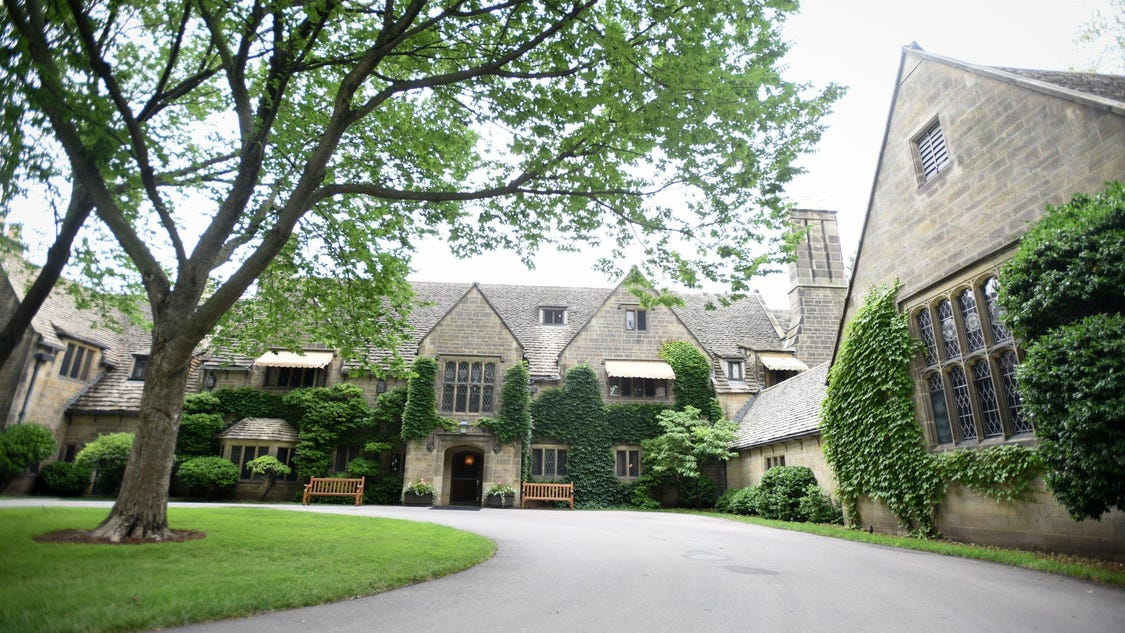 edsel and eleanor ford house named historic landmark. Cars Review. Best American Auto & Cars Review