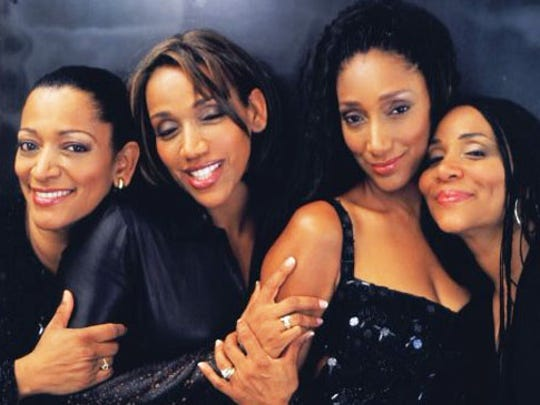 Sister Sledge will perform at the free Rhythm and Blues by the Brook festival on June 4 in Plainfield.