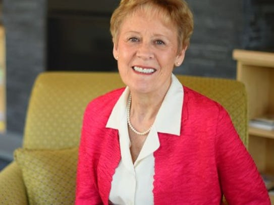 Judy Peterson, President and CEO of the Visiting Nurse