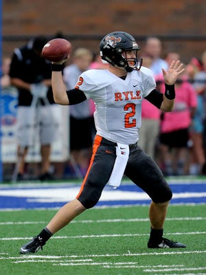Tanner Morgan and the Ryle Raiders are the new top-ranked team in the Enquirer Northern Kentucky coaches' poll.