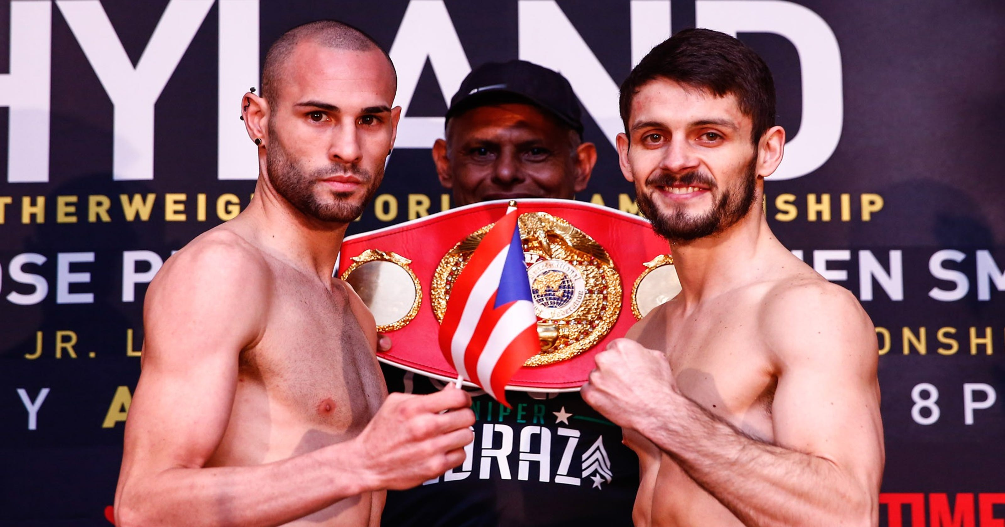 Jose Pedraza defends junior lightweight title with unanimous