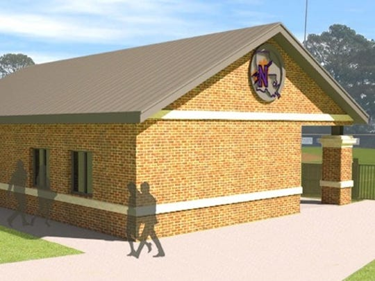 The proposal for the NSU baseball complex includes
