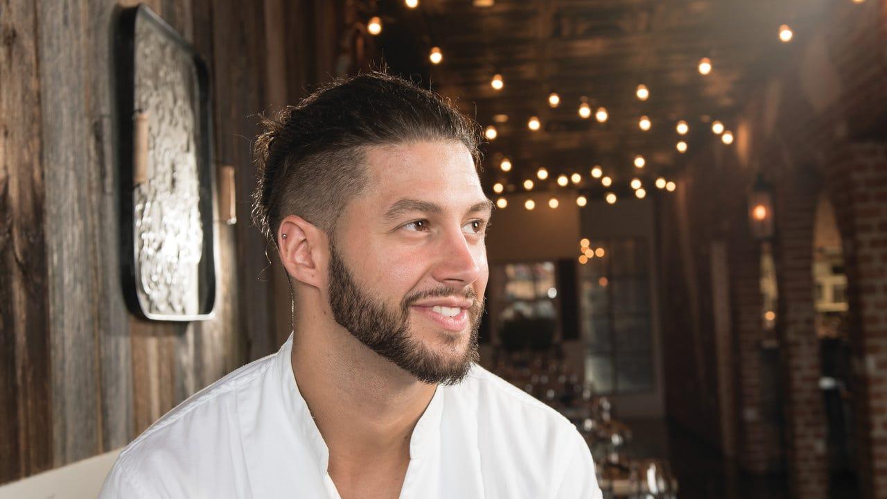 Chef Robbie Felice of Viaggio Ristorante in Wayne, NJ talks about his classic Italian food