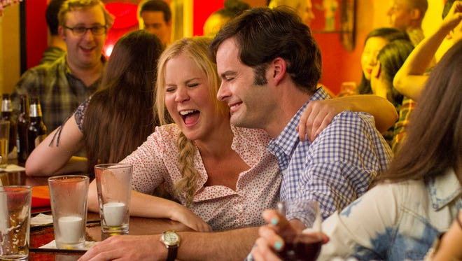 """""""Trainwreck"""" isn't especially unique, but Amy Schumer's raw comedic flair makes for a hilarious time."""