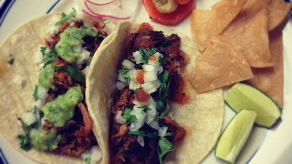 Happy Hour means Tacos in June at The Farm & Fisherman in Cherry Hill.