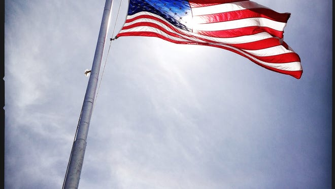Flags to fly half-staff today