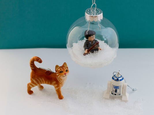 Crafts-Toy Ornaments