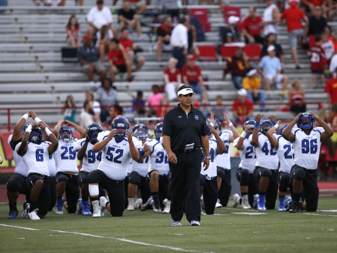 After Week 2, the top seven teams in azcentral sports'