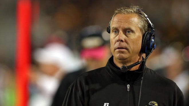 Southern Miss coach Todd Monken has the fifth-highest salary in Conference USA.