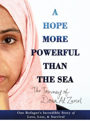 """""""A Hope More Powerful than the Sea"""" by Mellissa Fleming"""