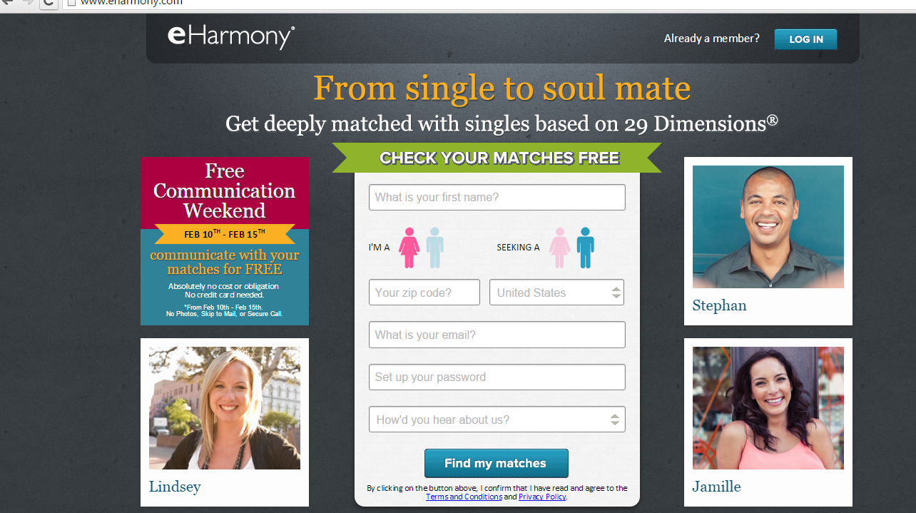 online dating sites free for women online shopping