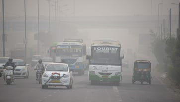 Behind New Delhi's thick cloud of smoke? A lot of denial.