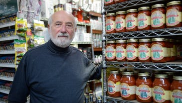 """""""No one can buy like I do,"""" says Jerry Turci, owner of Jerry's Gourmet and More in Englewood. """"It's an art."""""""