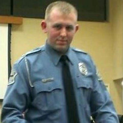 Darren Wilson: These images appear to show Ferguson