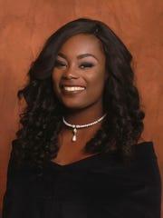 Keshayla Jackson, Northwest High School salutatorian